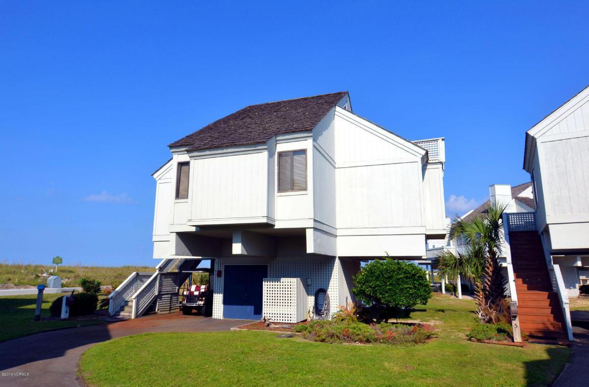 305 S Bald Head Wynd #4, Bald Head Island, NC 28461 (MLS #100028576) :: Century 21 Sweyer & Associates