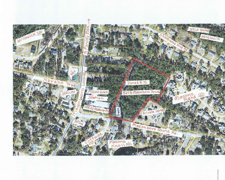 8208 Masonboro Sound Road, Wilmington, NC 28409 (MLS #100028809) :: Century 21 Sweyer & Associates