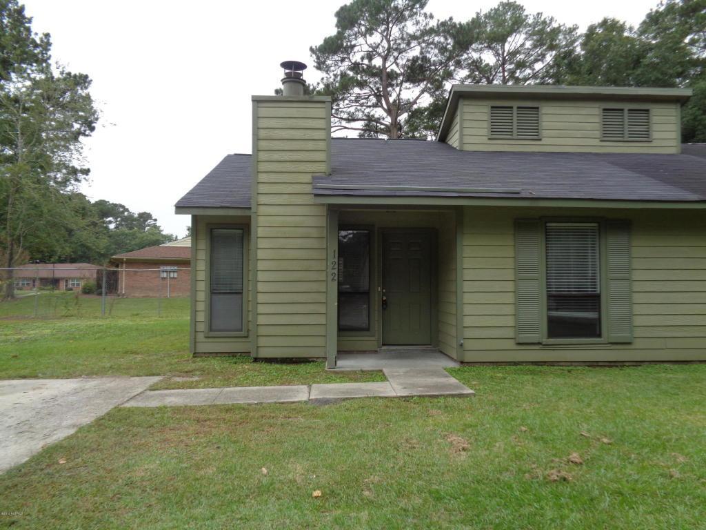 122 Twinwood Drive, Jacksonville, NC 28546 (MLS #100028825) :: Century 21 Sweyer & Associates