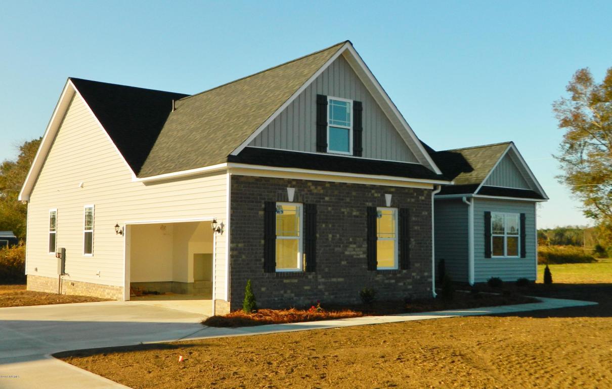 1116 Charlie Branch Drive, Winterville, NC 28590 (MLS #100028941) :: Century 21 Sweyer & Associates