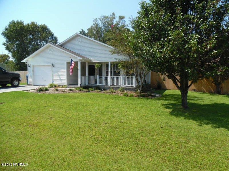 116 Plow Point Lane, Jacksonville, NC 28546 (MLS #100028943) :: Century 21 Sweyer & Associates