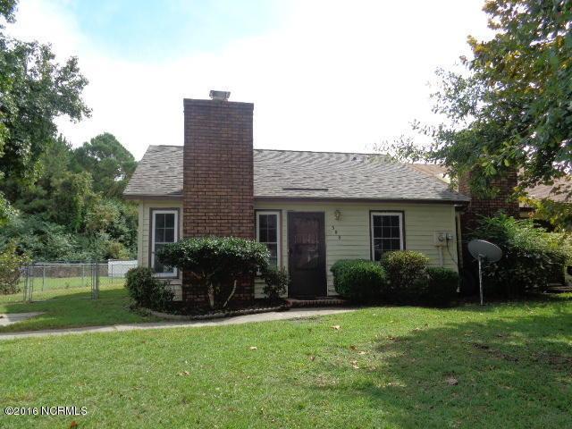 388 W Frances Street, Jacksonville, NC 28546 (MLS #100029046) :: Century 21 Sweyer & Associates