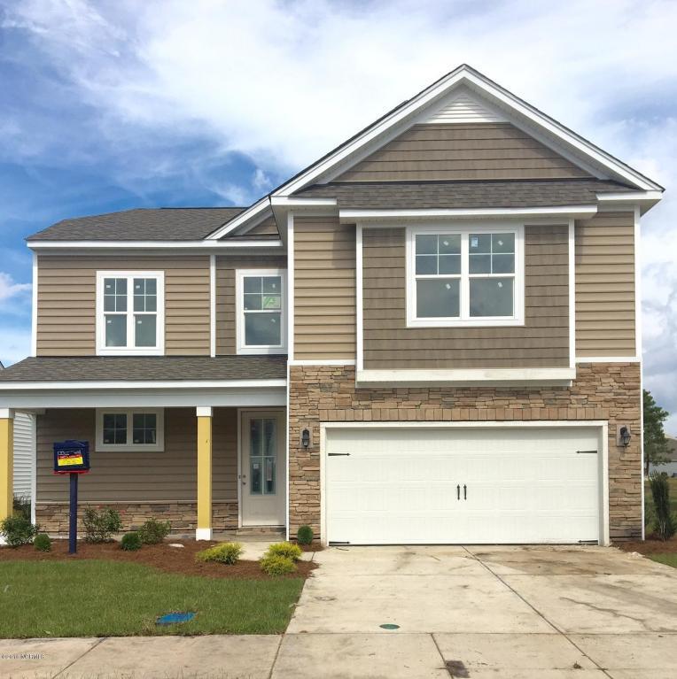 510 Steele Loop, Wilmington, NC 28411 (MLS #100029049) :: Century 21 Sweyer & Associates