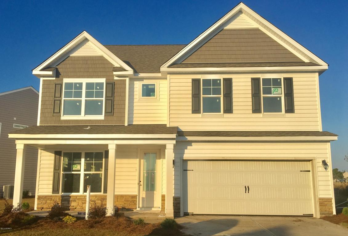 526 Steele Loop, Wilmington, NC 28411 (MLS #100029061) :: Century 21 Sweyer & Associates