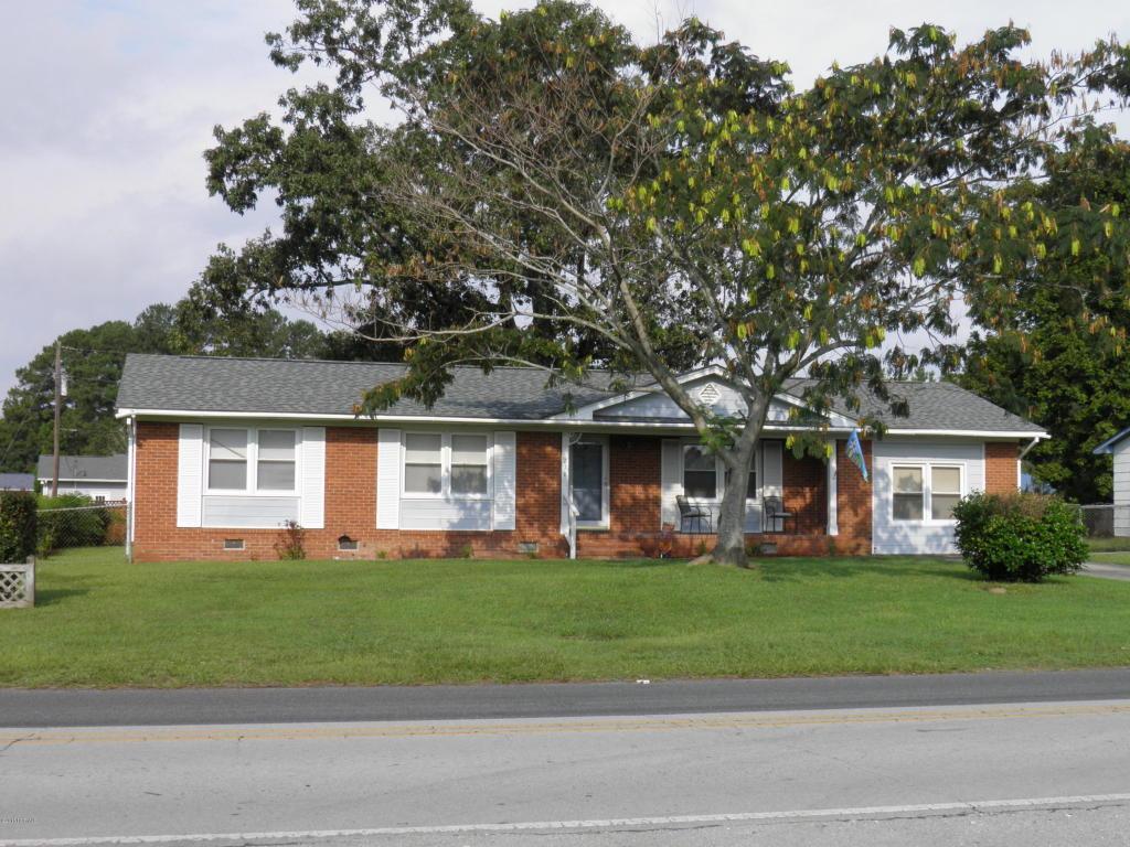 218 Belltown Road, Havelock, NC 28532 (MLS #100029294) :: Century 21 Sweyer & Associates
