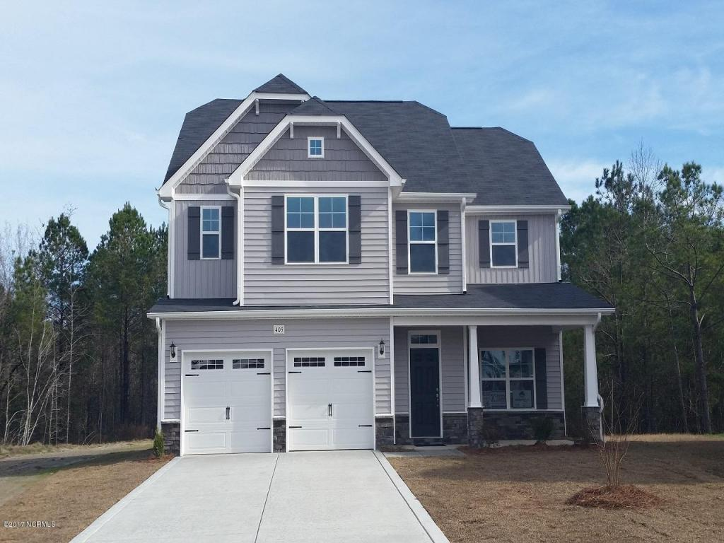 405 Water Lily Court, Hampstead, NC 28443 (MLS #100029316) :: Century 21 Sweyer & Associates
