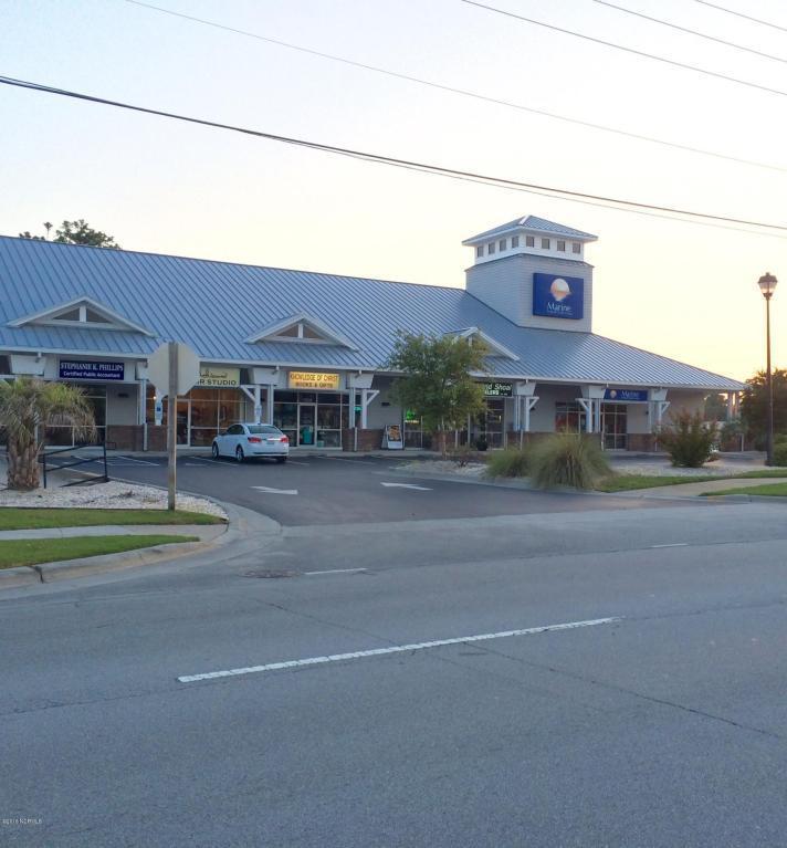 4727 Arendell Street, Morehead City, NC 28557 (MLS #100029338) :: Century 21 Sweyer & Associates