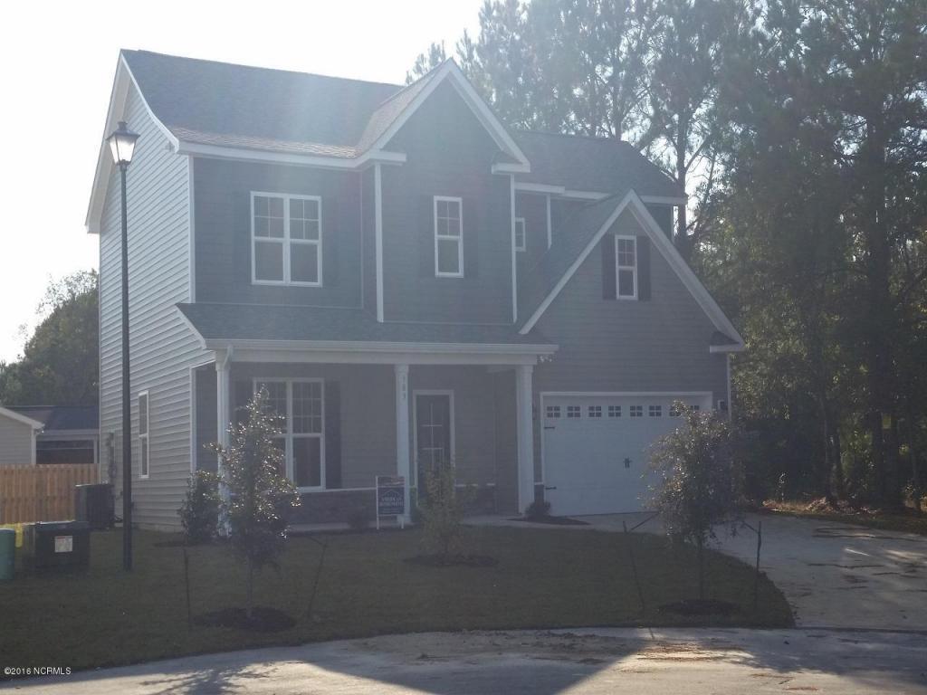 303 Summer Ducks Drive, Hampstead, NC 28443 (MLS #100029420) :: Century 21 Sweyer & Associates