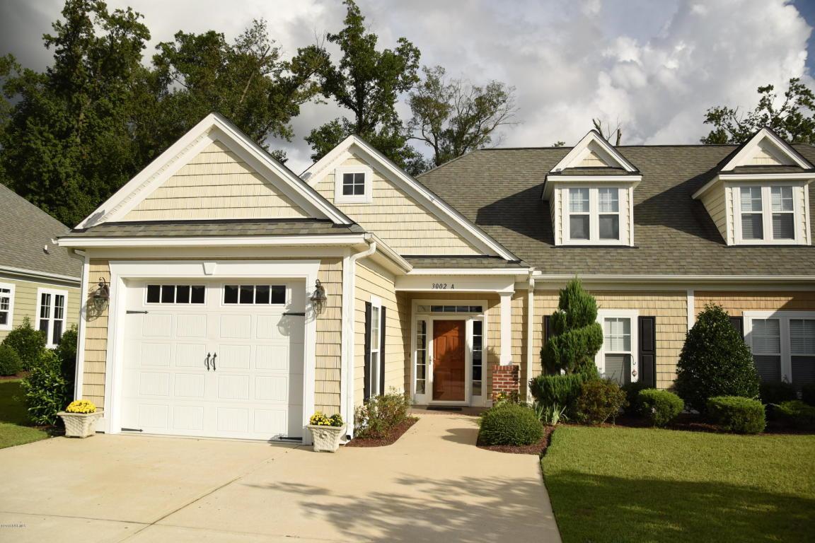 3002 Westshire Drive N A, Wilson, NC 27896 (MLS #100029739) :: Century 21 Sweyer & Associates