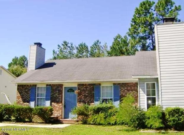 213 Live Oak Court, Midway Park, NC 28544 (MLS #100029871) :: Century 21 Sweyer & Associates