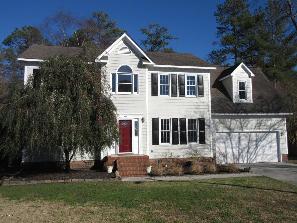 109 Gloria Place, Jacksonville, NC 28540 (MLS #100029978) :: Century 21 Sweyer & Associates