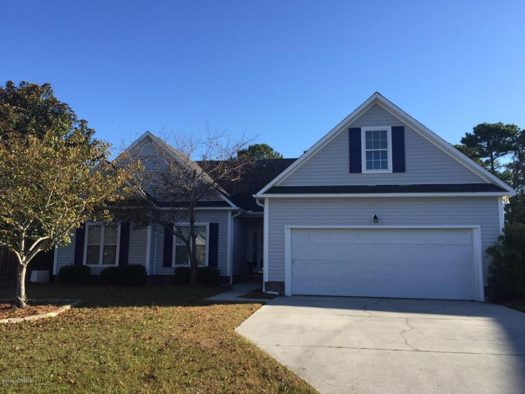 6213 Sentry Oaks Drive, Wilmington, NC 28409 (MLS #100030108) :: Century 21 Sweyer & Associates