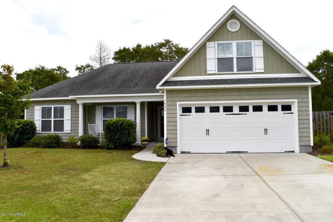 7924 Country Lakes Road, Wilmington, NC 28411 (MLS #100030164) :: Century 21 Sweyer & Associates