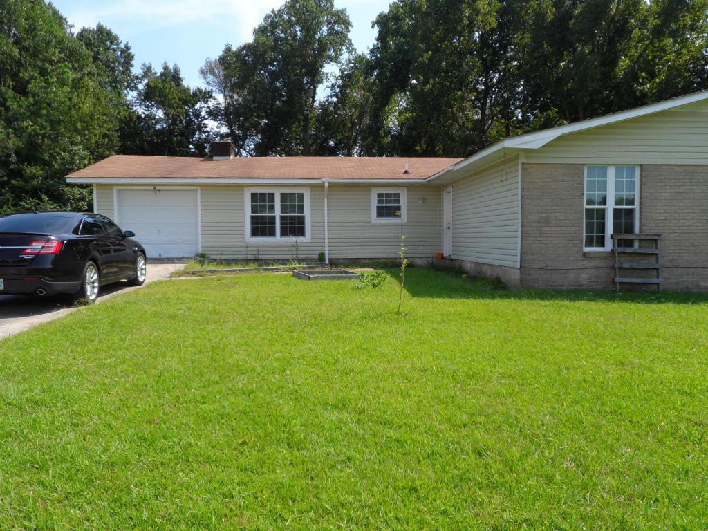 109 Baysden Drive, Jacksonville, NC 28540 (MLS #100030215) :: Century 21 Sweyer & Associates