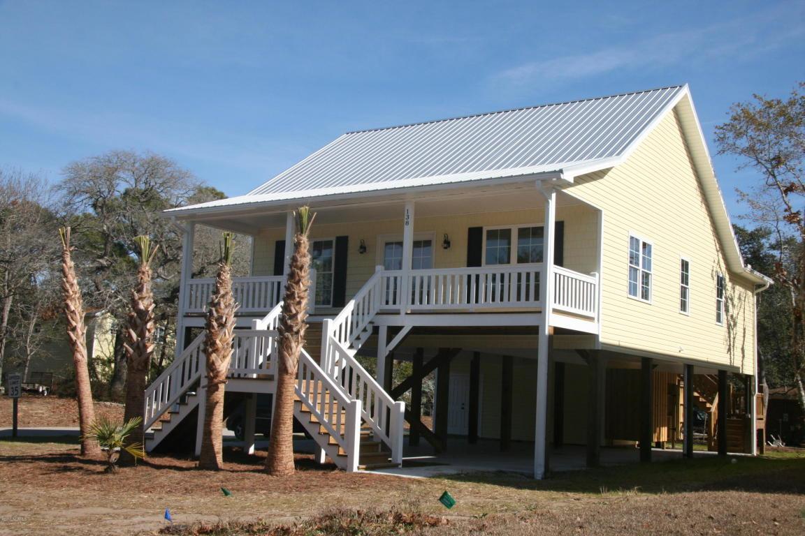 138 NE 34th Street, Oak Island, NC 28465 (MLS #100030355) :: Century 21 Sweyer & Associates