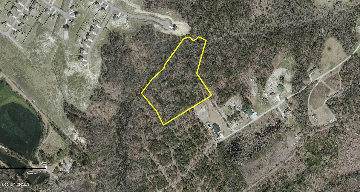Tract 2 Chickadee Lane, Richlands, NC 28574 (MLS #100030381) :: Century 21 Sweyer & Associates