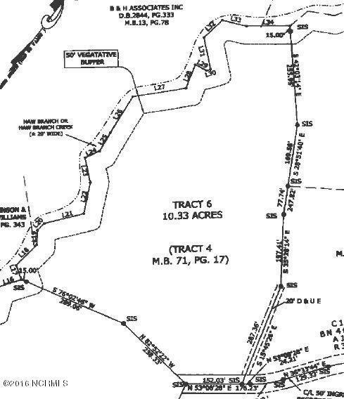 Tract 6 Angel Haven Lane, Richlands, NC 28574 (MLS #100030391) :: The Keith Beatty Team