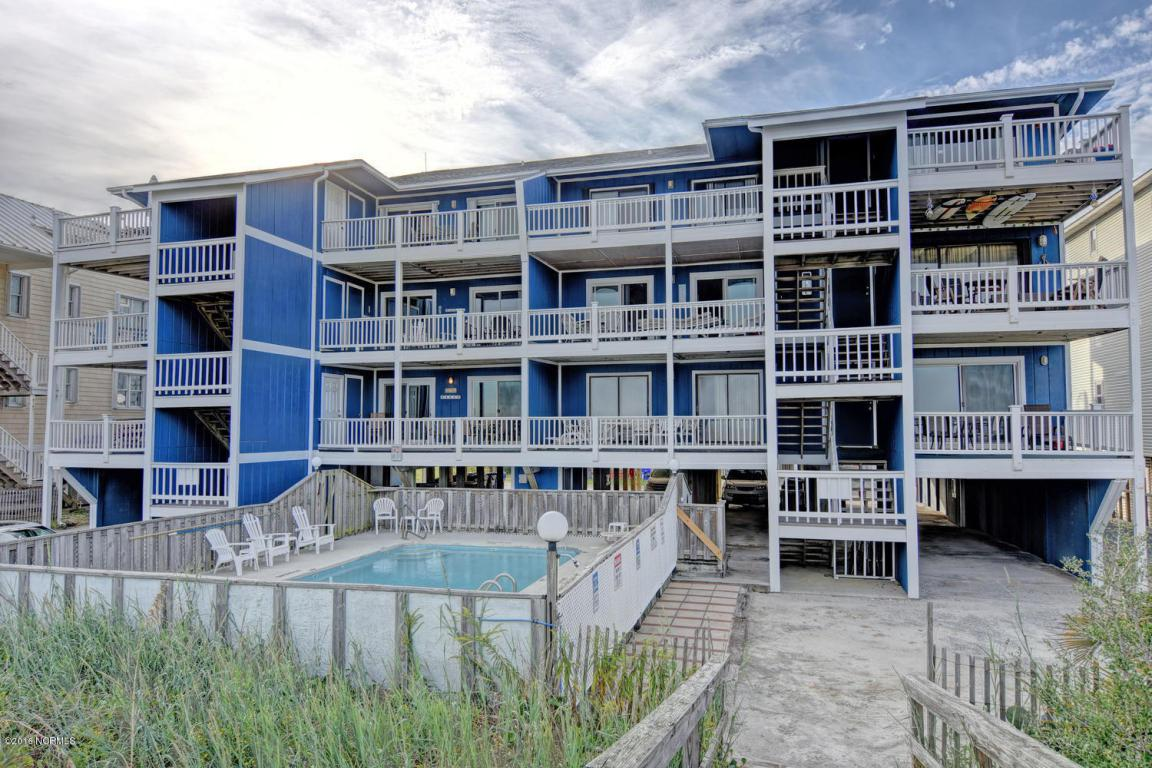 608 N Carolina Beach Avenue N C1, Carolina Beach, NC 28428 (MLS #100030432) :: Century 21 Sweyer & Associates