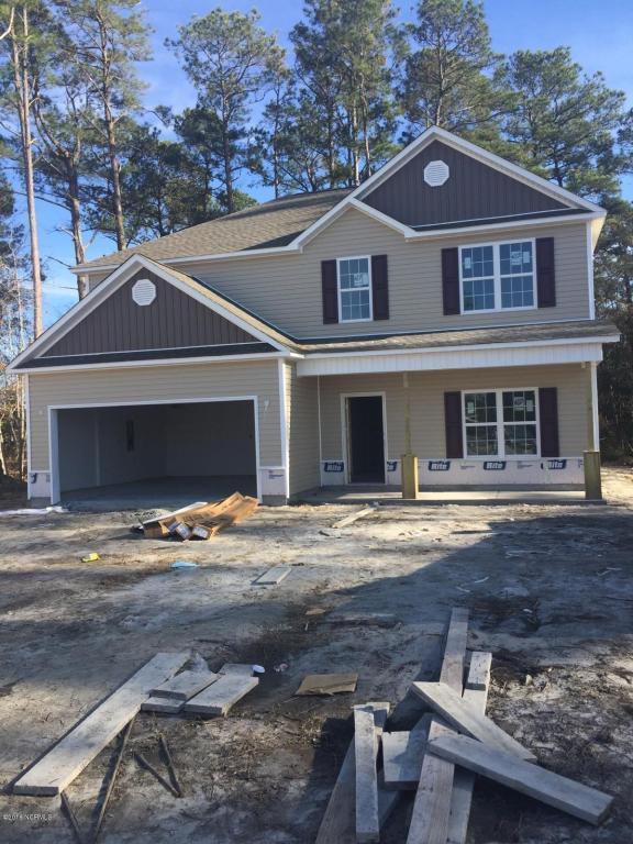 312 Little Egret Lane, Swansboro, NC 28584 (MLS #100030523) :: Century 21 Sweyer & Associates