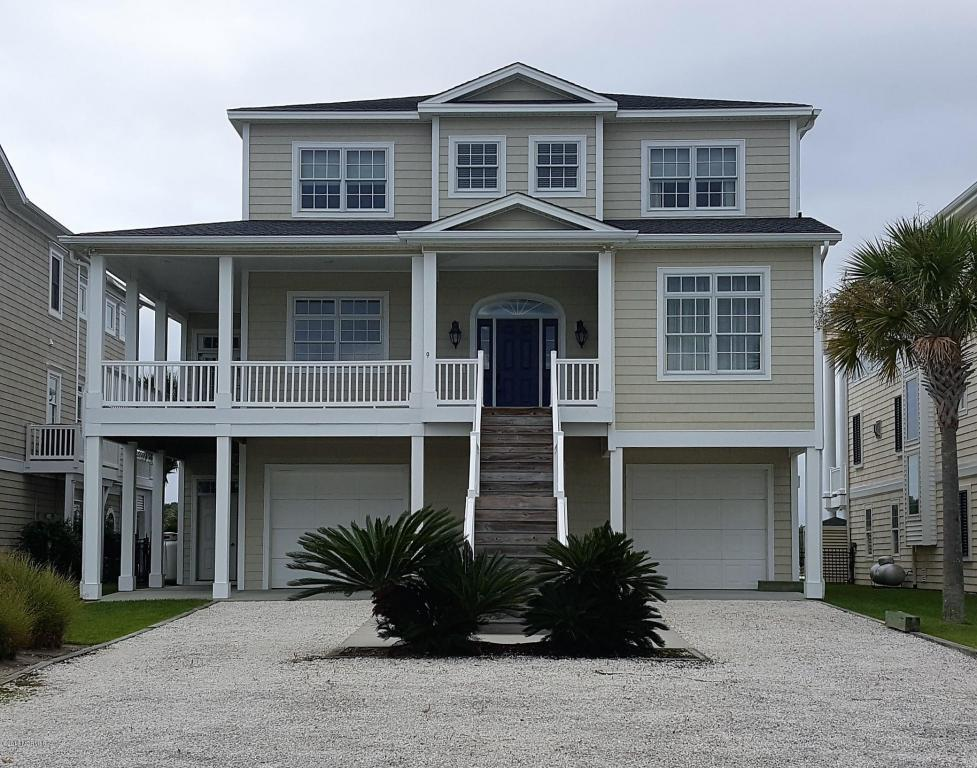 9 Craven Street, Ocean Isle Beach, NC 28469 (MLS #100030674) :: Century 21 Sweyer & Associates