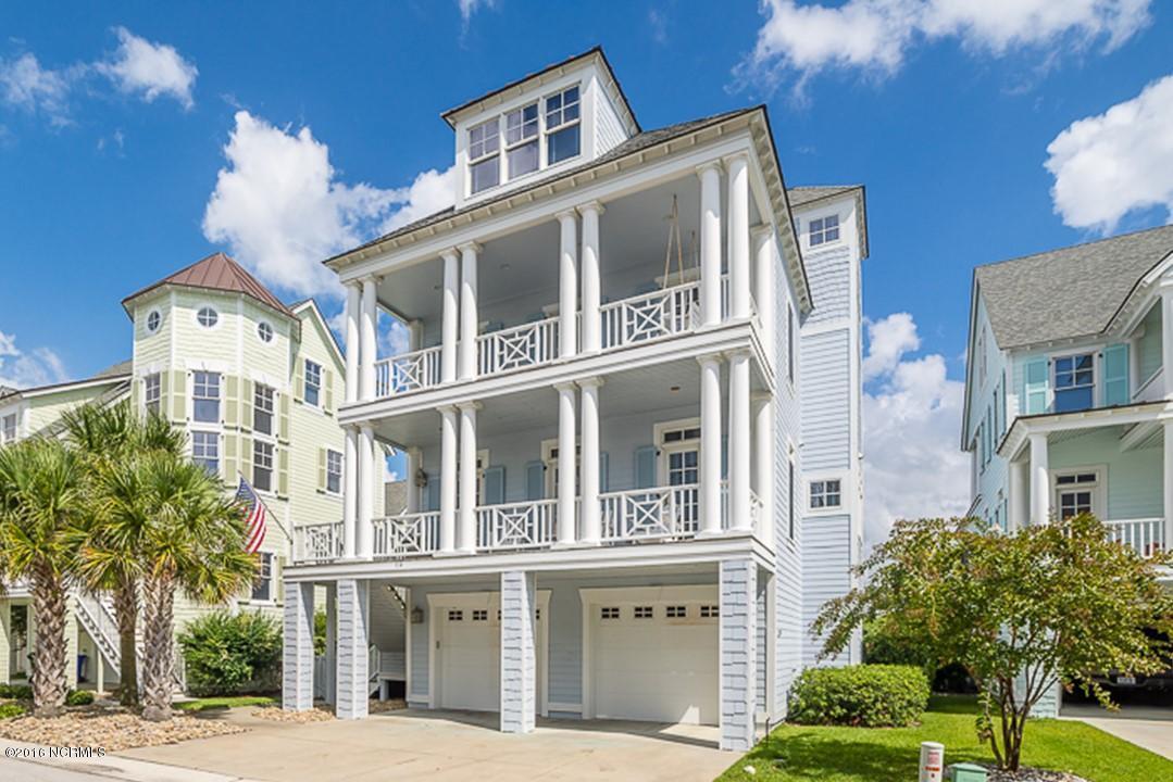 114 Sound Side Drive, Atlantic Beach, NC 28512 (MLS #100030903) :: Century 21 Sweyer & Associates