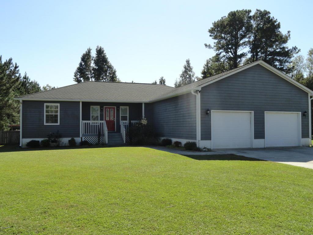 303 Robert Scott Circle, Swansboro, NC 28584 (MLS #100030919) :: Century 21 Sweyer & Associates