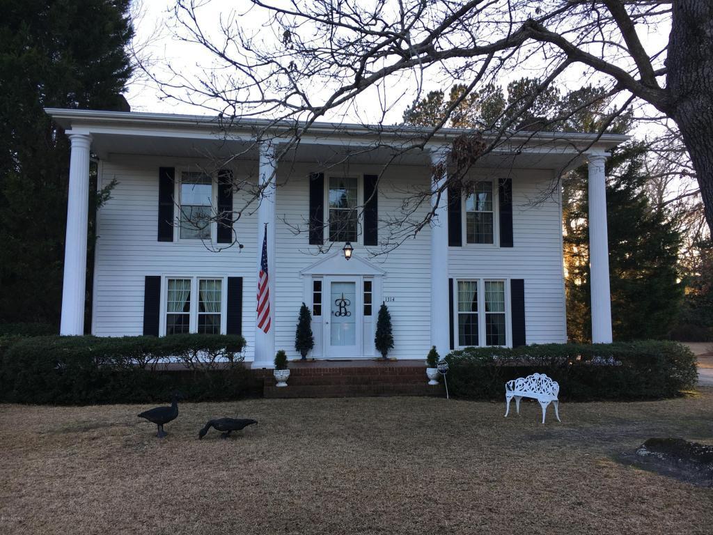 1314 Foster Road, Grimesland, NC 27837 (MLS #100030930) :: Century 21 Sweyer & Associates