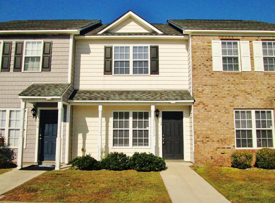 1008 Springwood Drive, Jacksonville, NC 28546 (MLS #100031092) :: Century 21 Sweyer & Associates