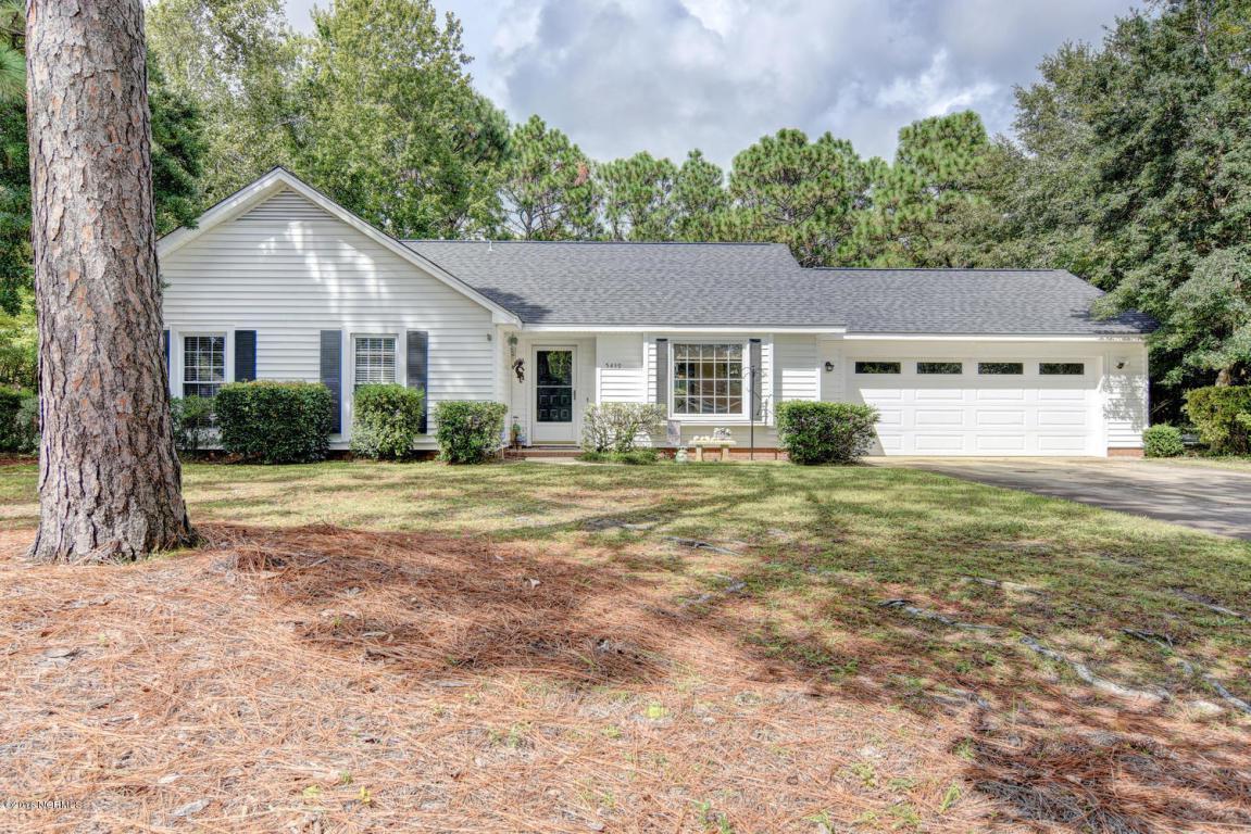 5439 Eagles Nest Drive, Wilmington, NC 28409 (MLS #100031271) :: Century 21 Sweyer & Associates