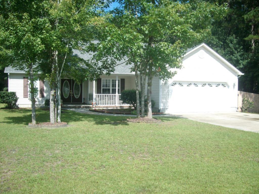123 Farina Drive, Havelock, NC 28532 (MLS #100031358) :: Century 21 Sweyer & Associates
