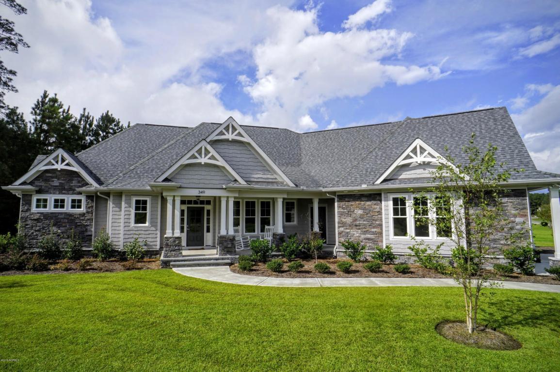 349 N Crow Creek Drive, Calabash, NC 28467 (MLS #100031378) :: Century 21 Sweyer & Associates