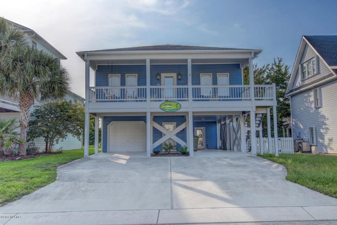 427 Anchor Way, Kure Beach, NC 28449 (MLS #100031452) :: Century 21 Sweyer & Associates