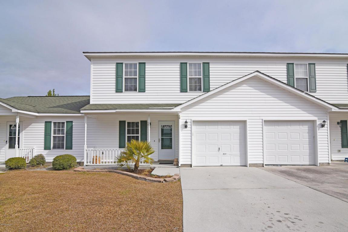 403 Winners Circle N, Jacksonville, NC 28546 (MLS #100031502) :: Century 21 Sweyer & Associates