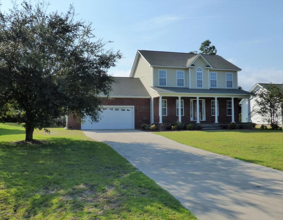 245 E Ivybridge Drive, Hubert, NC 28539 (MLS #100031515) :: Century 21 Sweyer & Associates