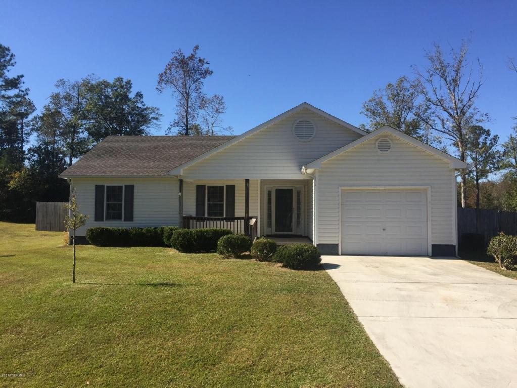 120 Live Oak Drive, Jacksonville, NC 28540 (MLS #100031576) :: Century 21 Sweyer & Associates