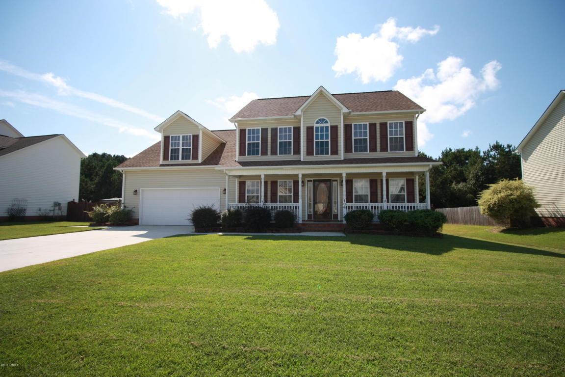104 Corolla Court, Jacksonville, NC 28546 (MLS #100031689) :: Century 21 Sweyer & Associates