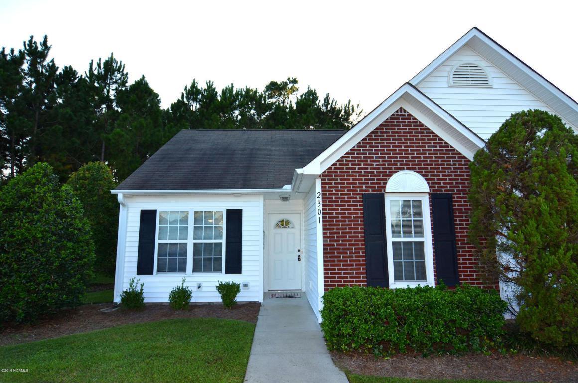 2301 Sunnyside Drive, Wilmington, NC 28411 (MLS #100031744) :: Century 21 Sweyer & Associates