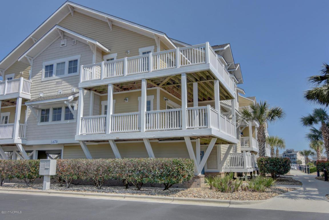 670 Saint Joseph Street #105, Carolina Beach, NC 28428 (MLS #100031964) :: Century 21 Sweyer & Associates