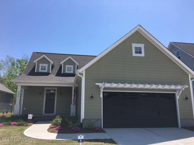 346 Hanover Lakes Drive, Wilmington, NC 28401 (MLS #100032150) :: Century 21 Sweyer & Associates