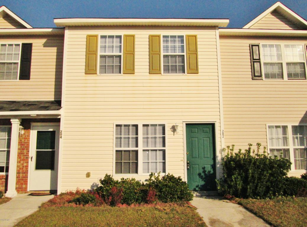 202 Fairwood Court, Jacksonville, NC 28546 (MLS #100032191) :: Century 21 Sweyer & Associates