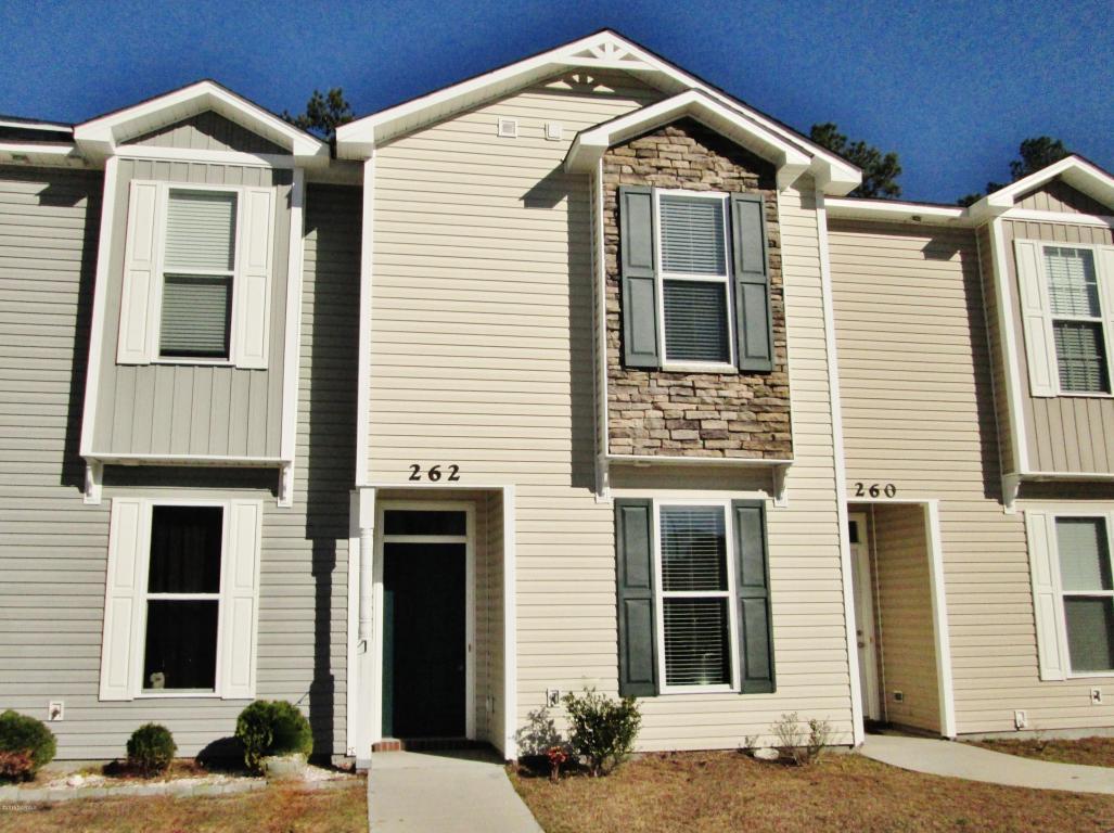 262 Caldwell Loop, Jacksonville, NC 28546 (MLS #100032208) :: Century 21 Sweyer & Associates