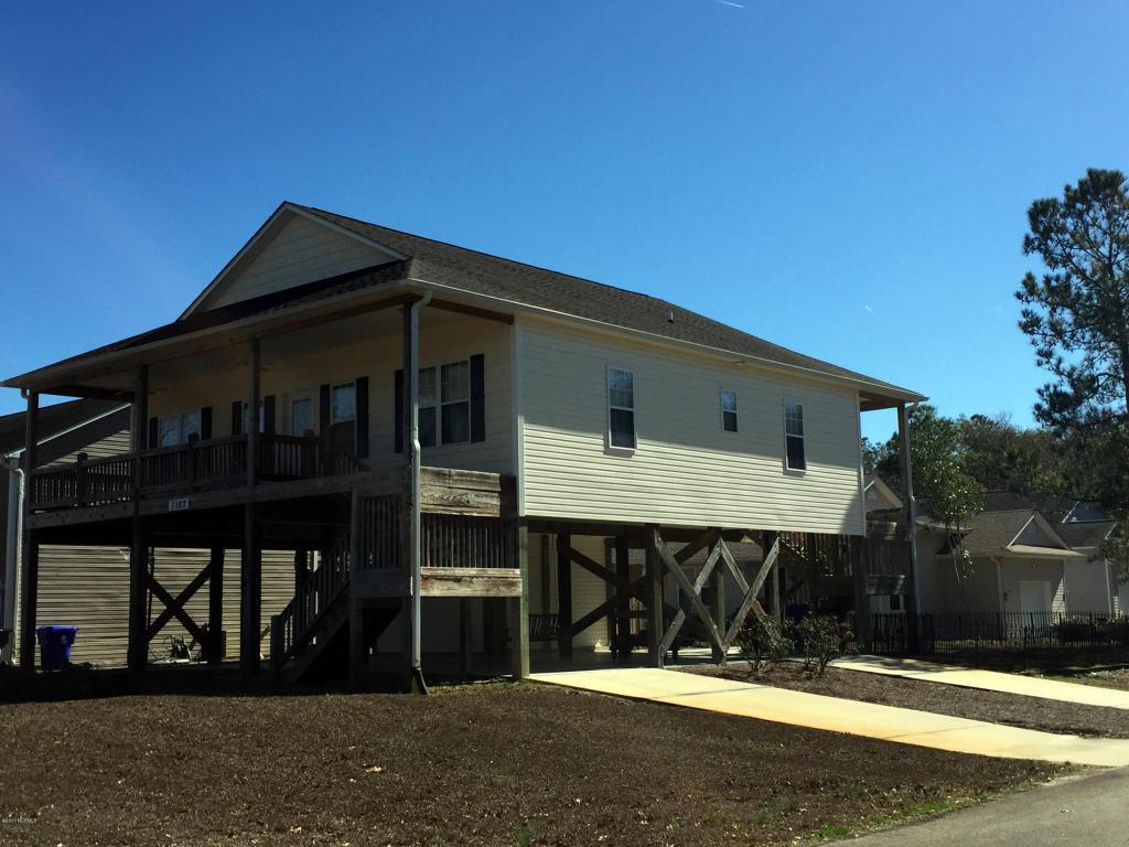 1107 W Oak Island Drive, Oak Island, NC 28465 (MLS #100032211) :: Century 21 Sweyer & Associates