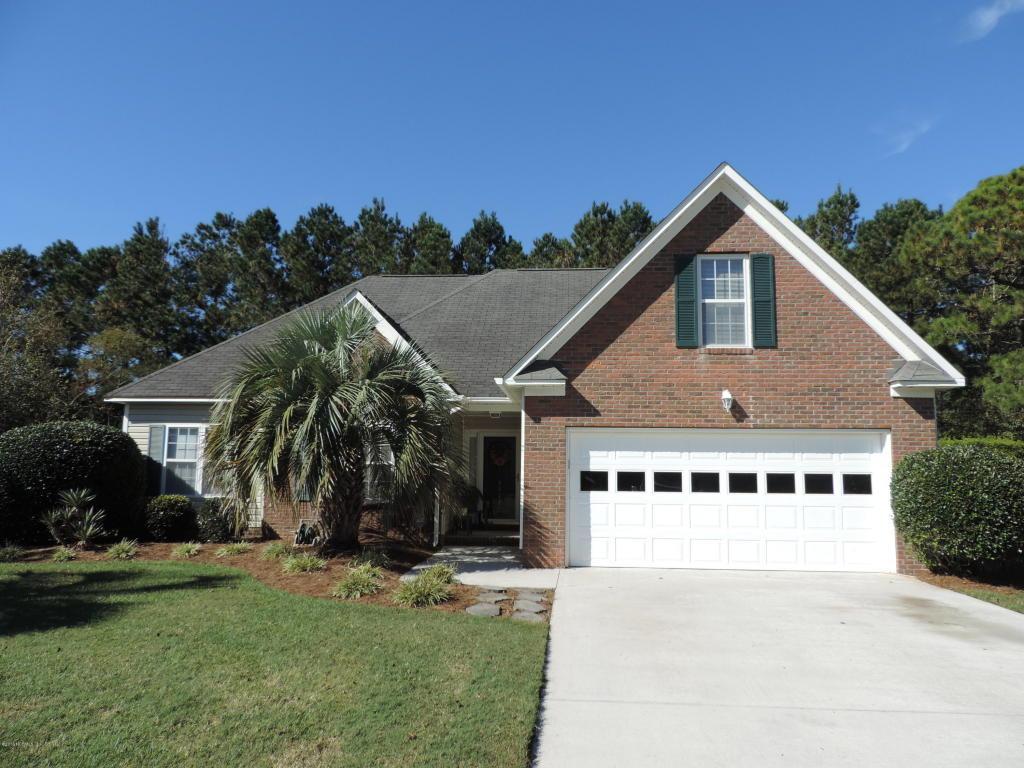 3512 Tree Top Way, Wilmington, NC 28409 (MLS #100032247) :: Century 21 Sweyer & Associates