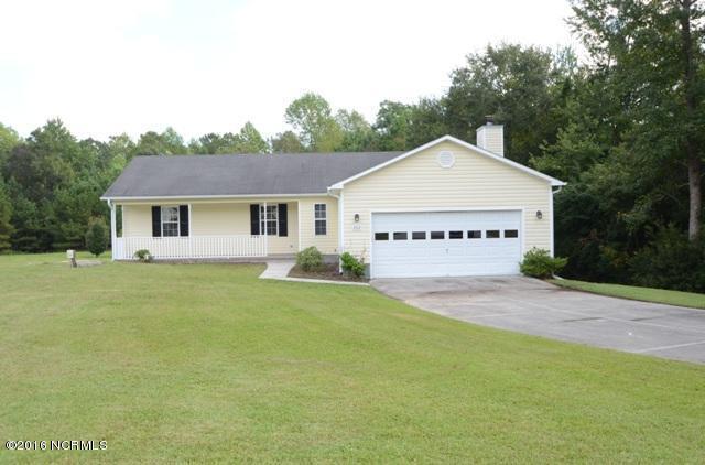 202 Winterberry Court, Jacksonville, NC 28540 (MLS #100032328) :: Century 21 Sweyer & Associates