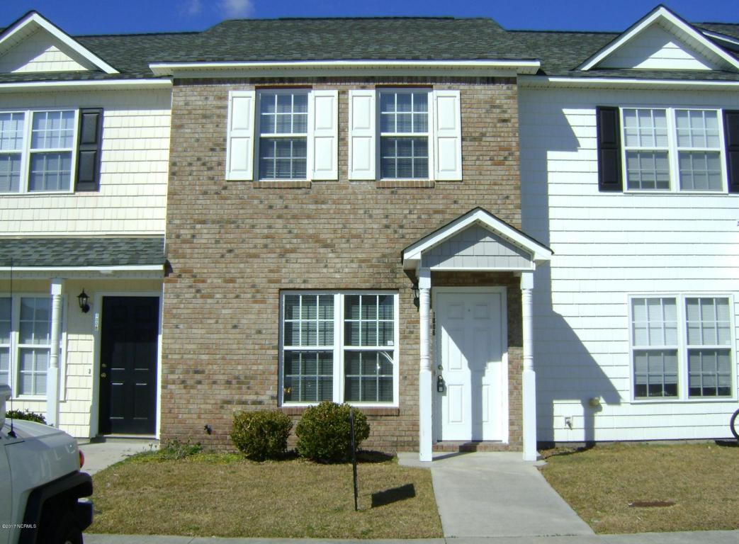1006 Springwood Drive, Jacksonville, NC 28546 (MLS #100032498) :: Century 21 Sweyer & Associates