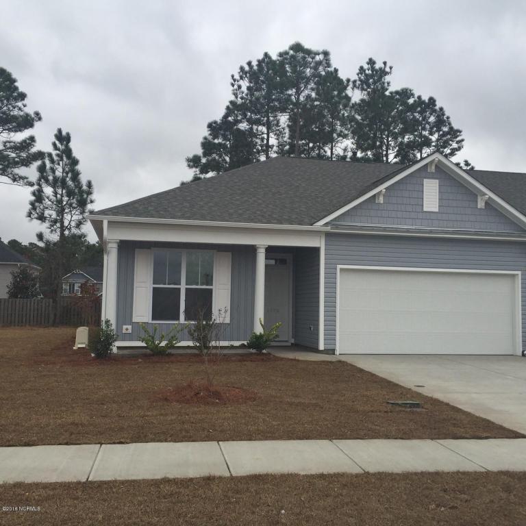 5025 Shade Tree Terrace 56S, Leland, NC 28451 (MLS #100032546) :: Century 21 Sweyer & Associates