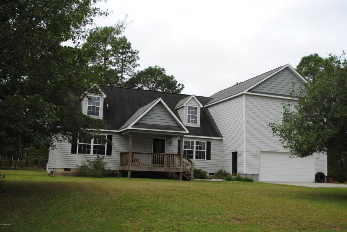 157 N Shore Drive, Southport, NC 28461 (MLS #100032565) :: Century 21 Sweyer & Associates