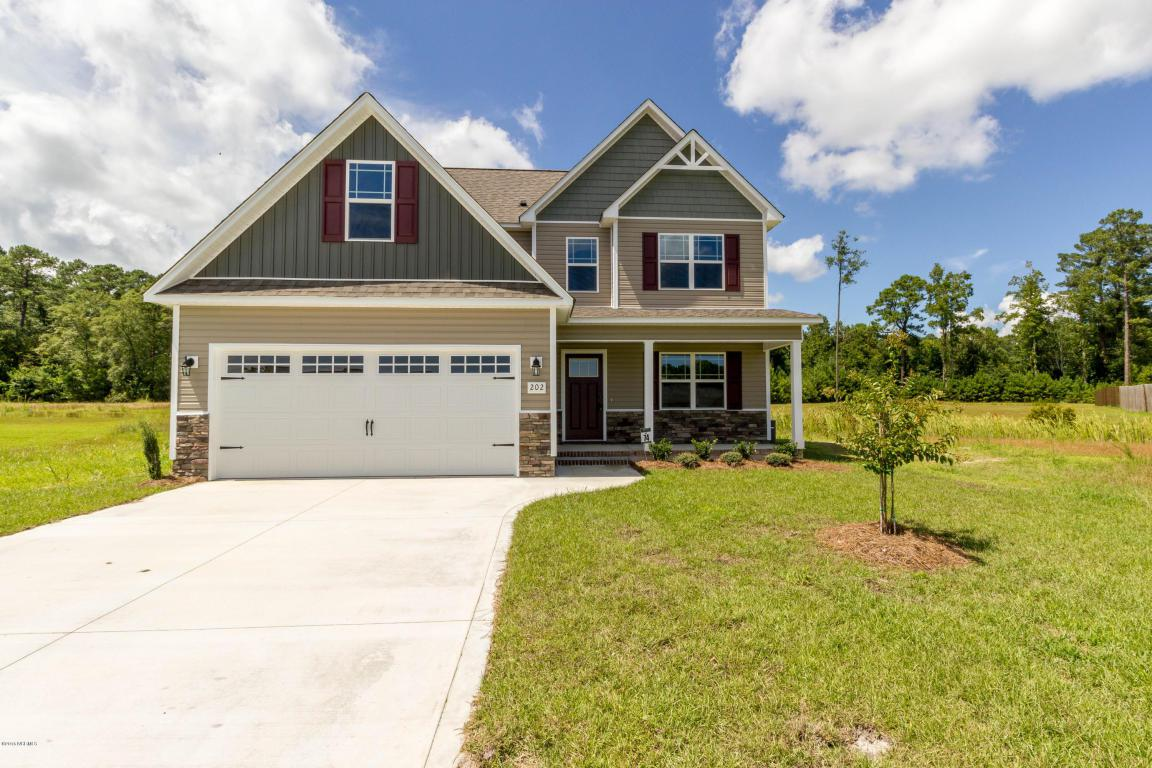 519 Maggies Court Lot # 23, Jacksonville, NC 28540 (MLS #100032671) :: Century 21 Sweyer & Associates