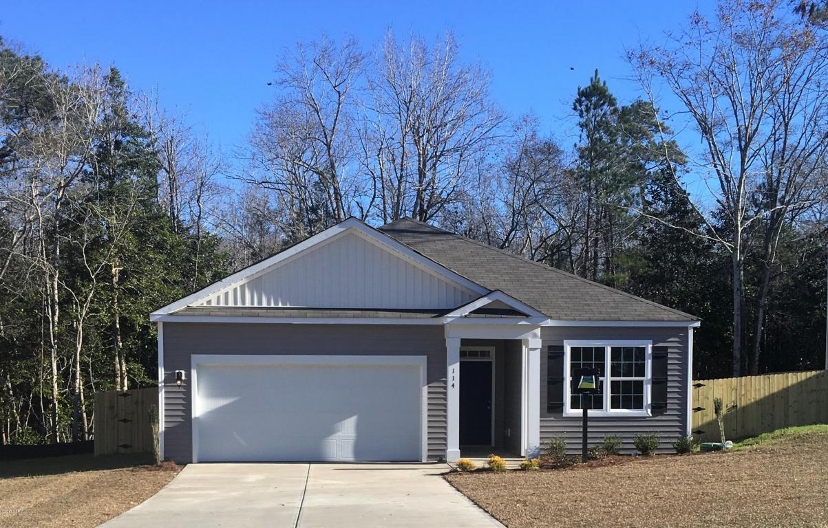 114 Mardella Way, Holly Ridge, NC 28445 (MLS #100032720) :: Century 21 Sweyer & Associates