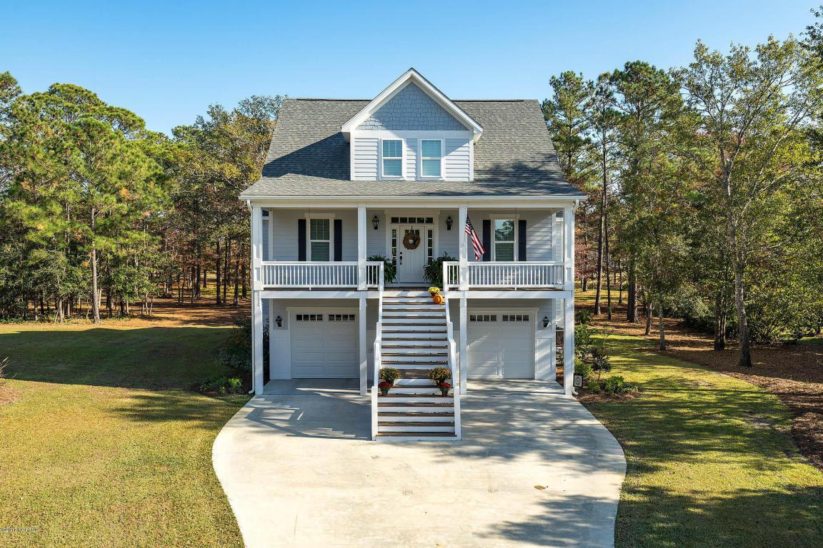 3868 Topside Drive SE, Southport, NC 28461 (MLS #100032902) :: Century 21 Sweyer & Associates